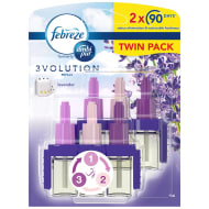 Febreze 3Volution Refill Twin Pack - Lavender