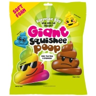 Giant Squishee Poop