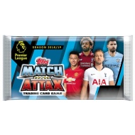Match Attax Trading Card Pack 9pk