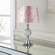 Blush Duchess Table Lamp