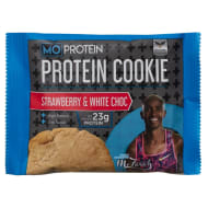 Mo Protein Strawberry & White Chocolate Protein Cookie