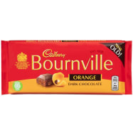 Cadbury Bournville Dark Chocolate Orange 100g