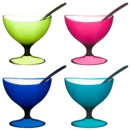 Alfresco Dining Ice Cream Bowls 4pk