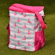 Multi Way Cool Bag - Flamingo