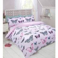 Butterfly King Duvet Set