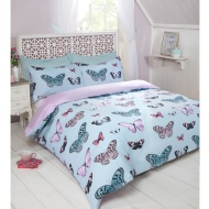 Butterfly Double Duvet Set