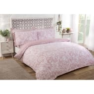 Paisley Double Duvet Twin Pack - Blush