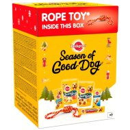Pedigree Christmas Gift Box 5pk