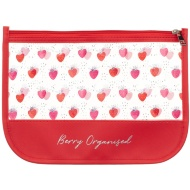 Travel Pouch - Berry