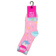 Older Girls Socks 8pk