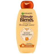 Garnier Ultimate Blends Strength Shampoo 360ml