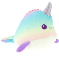 Narwhal Plush Pencil Case