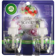 Air Wick Life Scents Scented Oil 2pk - Mystical Garden