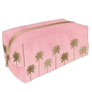 Miami Jungle Pencil Case - Palm Trees