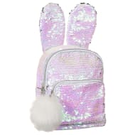 Bunny Reversible Sequin Backpack