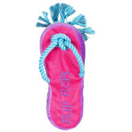 Summer Rope Dog Toy - Flip Flops