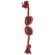 Summer Rope Dog Toy - Sunglasses