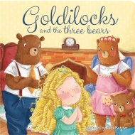 Goldilocks Padded Book