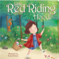 Little Red Riding Hood Padded Book