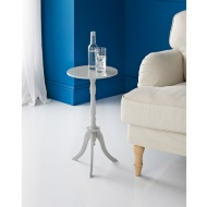 Isabelle Side Table - Grey