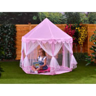 Gorgeous Pink Gazebo