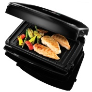 George Foreman Family Grill with Removable Plates