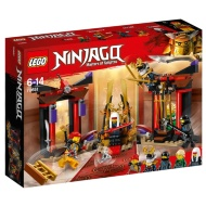 LEGO Ninjago Throne Room Showdown