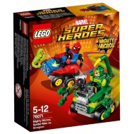 LEGO Marvel Spider-Man vs Scorpion