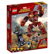 LEGO Marvel Hulkbuster Smash-Up