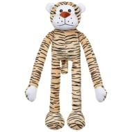 Giant Jungle Long Arms Dog Toy - Tiger