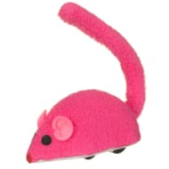 Speedy Mouse Cat Toy - Pink