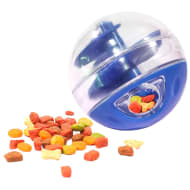 Cat Treat Ball - Blue