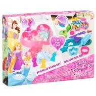 Disney Princess Sparkle Sand & Dough Set