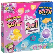 Make Your Own Soap & Bath Bombs