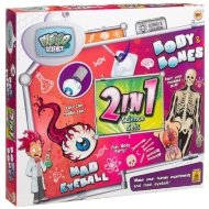 2-in-1 Science Set - Body Parts