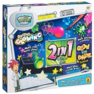 2-in-1 Science Set - Glow in the Dark