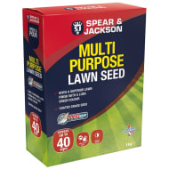 Spear & Jackson Multi-Purpose Lawn Seed 1kg