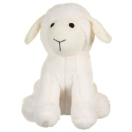 Easter Cuddly Dog Toy - Sheep