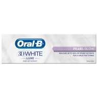 Oral-B 3D White Pearl Glow Toothpaste 75ml