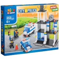 Brick by Brick City Police