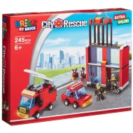 Brick by Brick City Rescue
