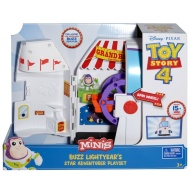 Toy Story Minis Buzz Lightyear's Star Adventurer Playset