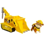 Paw Patrol Rubble's Diggin' Bulldozer Action Figure & Vehicle