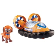 Paw Patrol Zuma's Hovercraft Action Figure & Vehicle