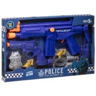 Police City Defender Set