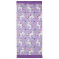 Kids Beach Towel - Unicorn