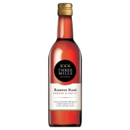 Three Mills Reserve Rose Wine 187ml
