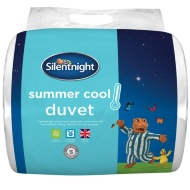 Silentnight Summer Cool 4.5 Tog Duvet - Single