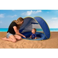 Sun Tent with Baby Pool