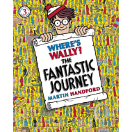 Where's Wally? Book - The Fantastic Journey